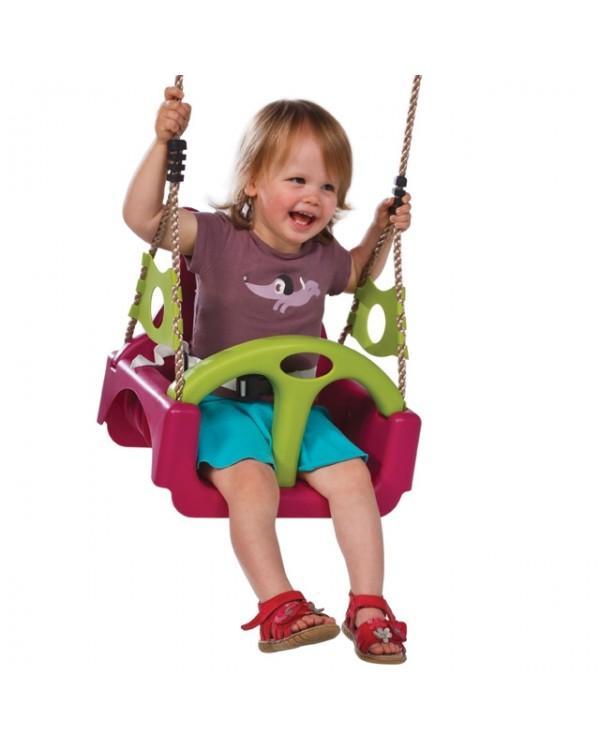 Сидение для качелей 3-в-1 Baby Trix