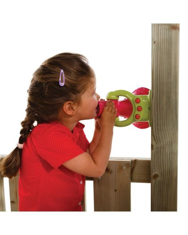Мегафон для детской площадки