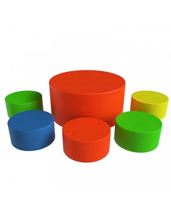 Мягкая мебель 6 элементов