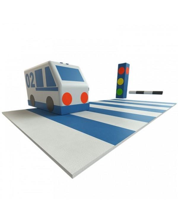 Игровой набор Грамотный пешеход