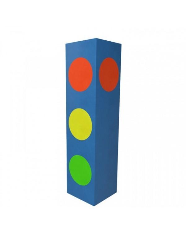 Контурная игрушка Светофор