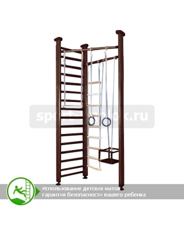 Детский спортивный комплекс Карусель 3Д.01.01