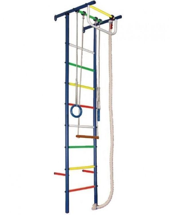 Вертикаль-Юнга 3М, ступени ПВХ