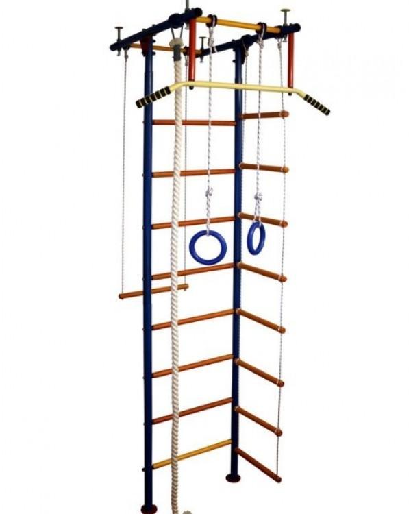 Вертикаль-Юнга 2.1Д,, ступени дерево