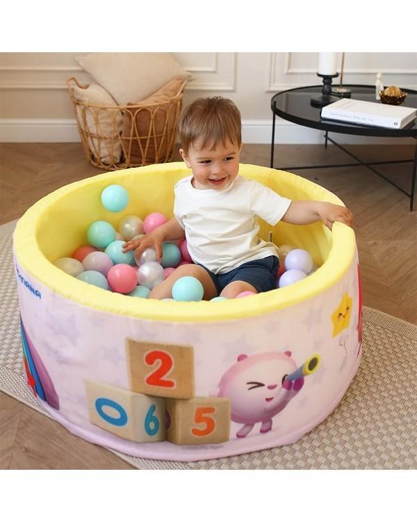 Сухой бассейн Airpool Малышарики Игрушки