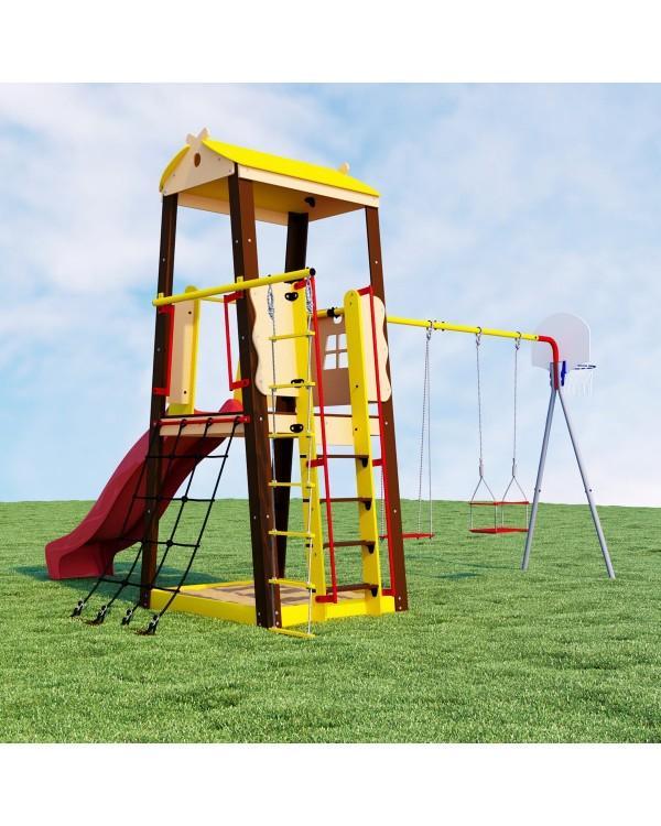 Детский комплекс Romana Избушка