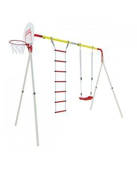 Качели двойные Romana лестница качели ПК со щитом
