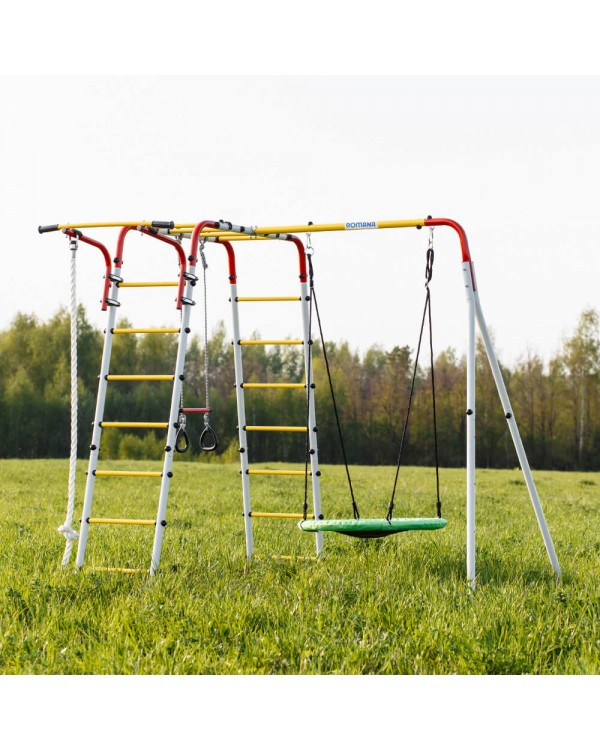 Игровой комплекс Romana Веселая лужайка-2