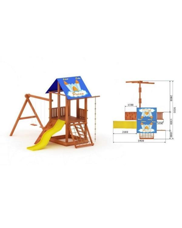 Детский комплекс Росинка-3