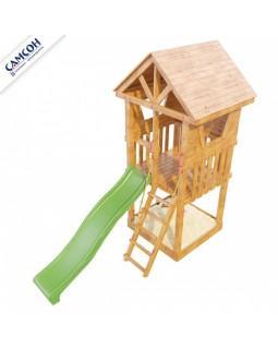 Детская площадка Сибирика башня