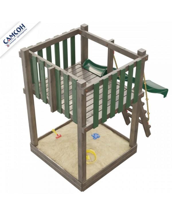 Детская площадка Самсон Сибирика  мини