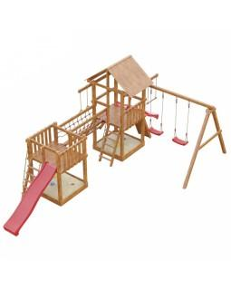 Детская площадка Сет Сибирика сетка-мини