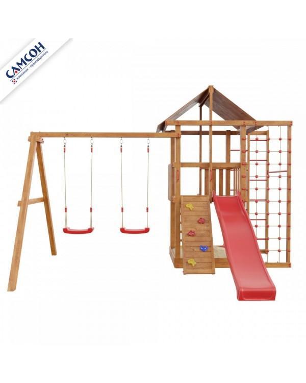 Детская площадка Самсон Сибирика  спорт