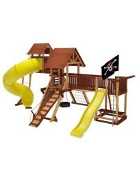 Детские игровые площадки Савушка Lux