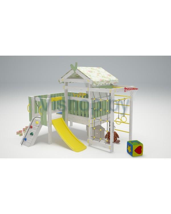 Детская площадка Савушка Baby 7