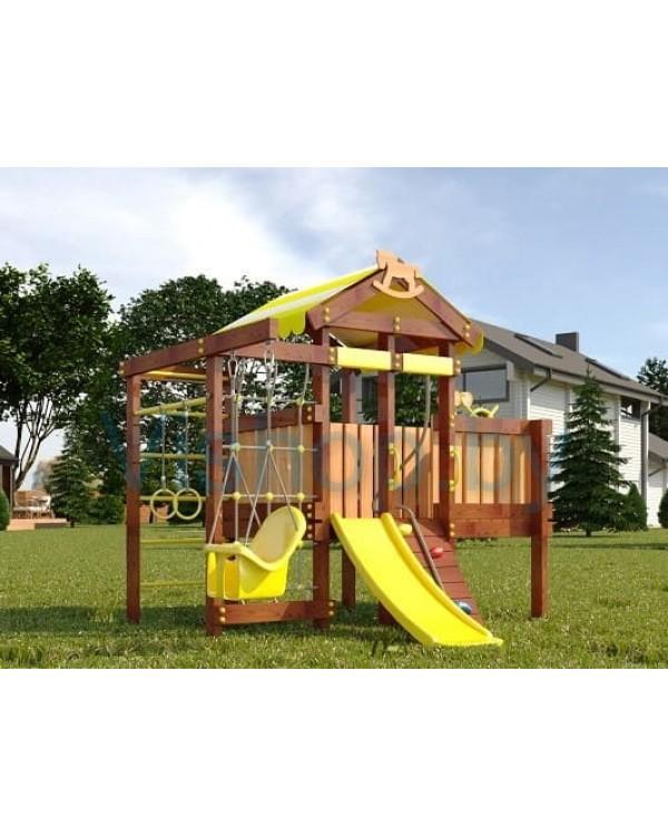 Детская площадка Савушка Baby 6 Play