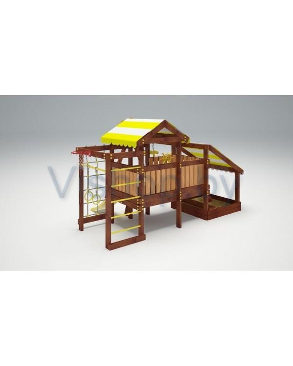 Детская площадка Савушка Baby 12 Play