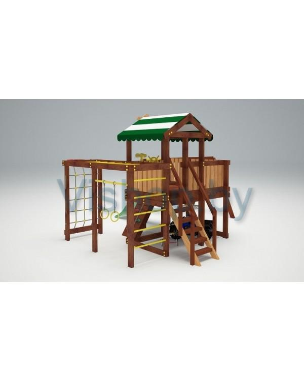Детская площадка Савушка Baby 15 Play