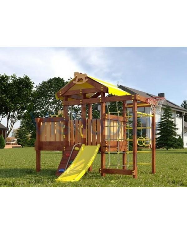 Детская площадка Савушка Baby 3 Play