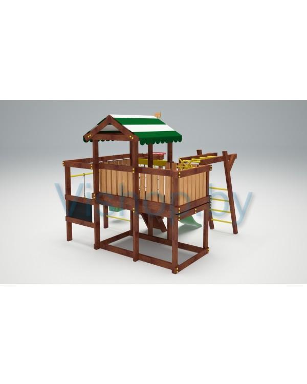Детская площадка Савушка Baby 5 Play