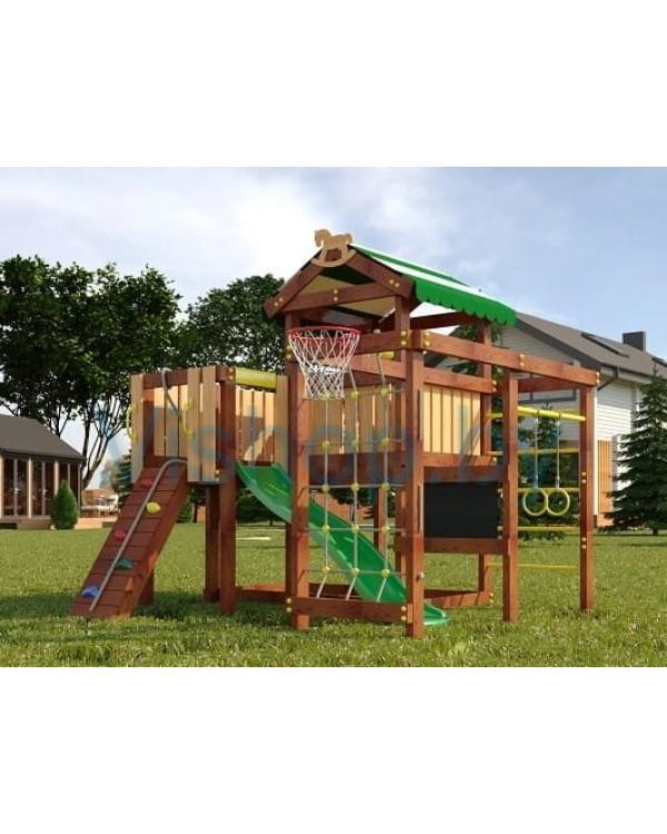 Детская площадка Савушка Baby 8 Play