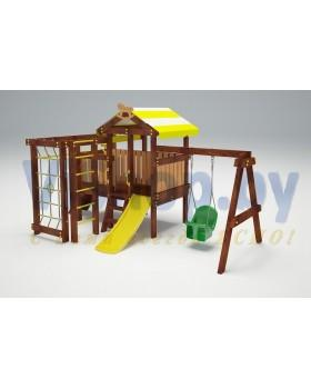 Детская площадка Савушка Baby 11 Play
