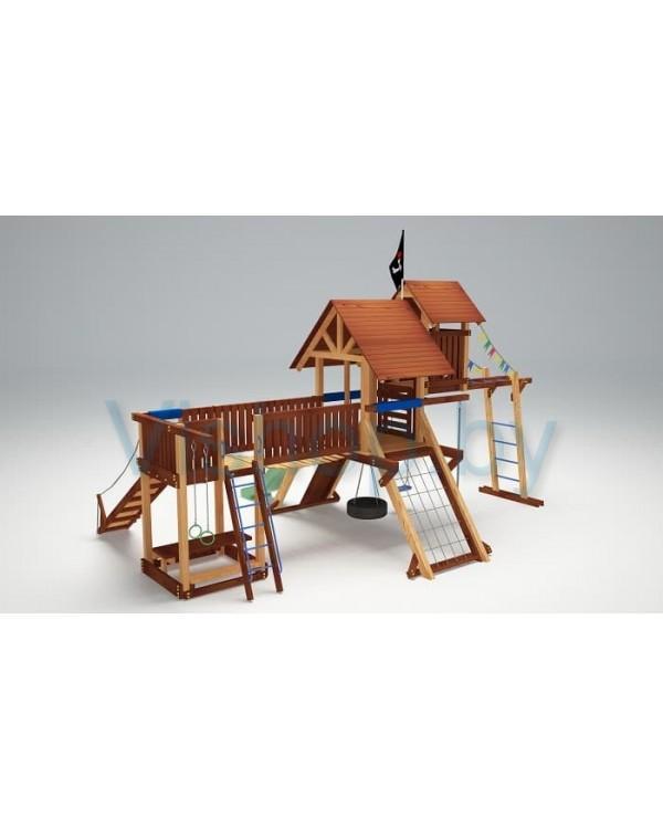 Детский городок Савушка  lux-12