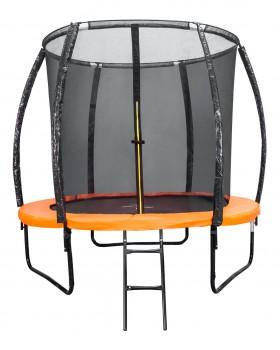 Батут DFC KENGOO II 5ft внутр.сетка (152см)